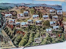 VICENZA ALTOPIANO DEI 7 COMUNI  E VAL D'ASTICO  VB1962 GP2275 - Vicenza