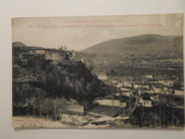 HAUTES GARONNE  St-Bernard-de-Comminges  Vue Sur Valcabrère - France