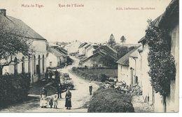 Meix-le-Tige : Rue De L'église - Saint-Léger