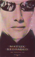 Télécarte Japon * 110-016 * Film Cinema (4167) MATRIX RELOADED  - Japan Movie Phonecard - Film