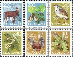 Yugoslavia 1771-1776 (complete Issue) Unmounted Mint / Never Hinged 1978 Year - Unused Stamps