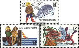 New Zealand 804-806 (complete Issue) Unmounted Mint / Never Hinged 1980 Health - Unused Stamps