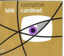Ancien Magazine Sur La Télévision, L'électrophone. Télé Cardinet. 16 Pages. - Supplies And Equipment