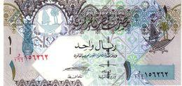 Qatar P.28a 1 Ryal 2008   Unc - Qatar