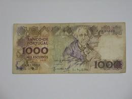 1000 Mil Escudos 1989 - Banco De Portugal  **** EN ACHAT IMMEDIAT **** - Portugal