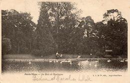 Paris Vécu  -  Au Bois De Boulogne - Arrondissement: 16