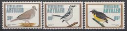Ned.Antillen 1980 Nvph Nr.: 668-670 Vogels  Neuf Sans Charniere-MNH-Postfris - Niederländische Antillen, Curaçao, Aruba