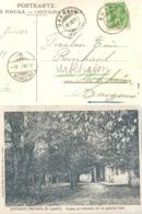 Stahlbad Knutwil - Eingang Zur Lindenallee Und Zur Gedeckten Halle          1908 - LU Lucerne