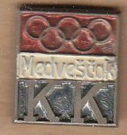 Basketball Club Medvescak, Zagreb, Croatia / Pin, Badges, Badge - Basketball