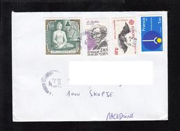 FRANCE LETTER / REPUBLIC OF MACEDONIA ** - France