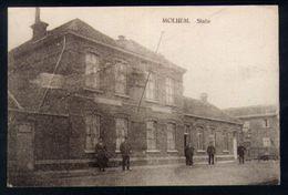 Z07 - Mollem - Statie Station Gare - Foto Van Een Postkaart / Geen Echte Postkaart - Asse