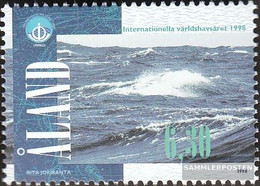 Finland - Aland 141 (complete.issue.) Unmounted Mint / Never Hinged 1998 International Year Of Ocean - Aland