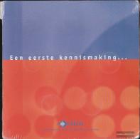 Netherlands Stgl./unzirkuliert Official Kursmünzensatz Stgl./unzirkuliert 1999-2001 Euro Folder Startset - Netherlands