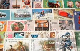 All World 100 Different Stamps Unmounted Mint / Never Hinged - Lots & Kiloware (mixtures) - Max. 999 Stamps