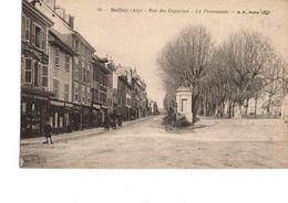 Cpa Belley Rue Des Capucins - Belley