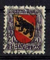 Schweiz 1921 // Mi. 173 O (018..637) - Schweiz