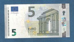 ITALIA - 2013 - BANCONOTA DA 5 EURO FIRMA DRAGHI  SERIE SC (S003F4) - NON CIRCOLATA (FDS-UNC) - OTTIME CONDIZIONI. - EURO