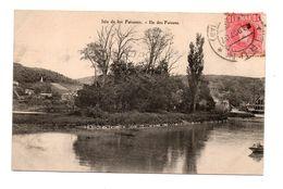 ESPAGNE . BEOBIA . ISLA DE LOS FAISANES . Behobie . Île Des Faisans - Réf. N°7771 - - Guipúzcoa (San Sebastián)