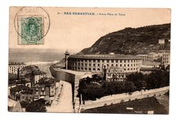 ESPAGNE . SAN SEBASTIAN . NUEVA PLAZA DE TOROS - Réf. N°7773 - - Guipúzcoa (San Sebastián)