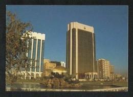 United Arab Emirates UAE Abu Dhabi Picture Postcard  Abu Dhabi Buildings View Card U A E - Dubai
