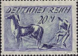 Allemand Empire 176 Oblitéré 1921 Dessin Numéros - Deutschland
