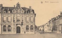 Wavre ,  Chaussée De Louvain ( Début Place Bosch ) ( Banque ) - Wavre