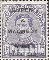 Belg. Post Eupen / Malmedy 3 Oblitéré 1920 Albert I. - Guerre 14-18