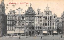 BRUXELLES - Grand'Place - Marktpleinen, Pleinen