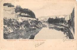 VERVIERS - La Vesdre Au Pont D'Andrimont - Verviers