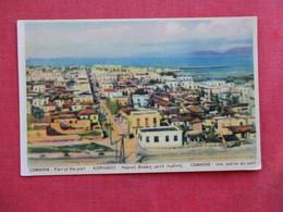 Greece Corinthe---   -ref 2873 - Grèce