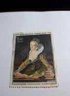 Timbre France 1972 - N° 1702 - (L'Etude, De Fragonard (1732-1806) Oblitéré - Frankreich