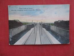 Upper Locks At Gatun   Panama  -ref 2873 - Panama