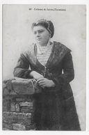 (RECTO / VERSO) COSTUMES DE SAVOIE EN 1918 - UNE TARENTAISE - N° 66 - CPA VOYAGEE - France
