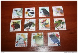 Birds 2002  Micronesia Parrots - Parrots