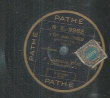 """78 Tours - FREDO GARDONI  - PATHE 9962  """" C'EST MON GIGOLO """" + """" LES HOMMES NE MENTENT JAMAIS """" - 78 T - Disques Pour Gramophone"""
