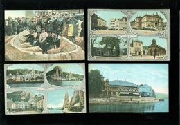 "Beau Lot De 60 Cartes Postales De Belgique "" Aqua - Photo "" , Paris      Mooi Lot Van 60 Postkaarten Van België - Postkaarten"