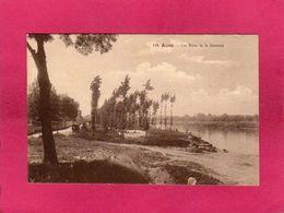 47 Lot Et Garonne, Agen, Les Rives De La Garonne, Animée, (E. Billières) - Agen
