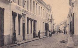 Alte Ansichtskarte Aus Lokeren -Voermanstraat- - Lokeren