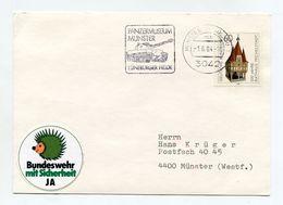 BRD 1984 SST LUNEBURGER HEIDE PANZERMUSEUM MUNSTER - [7] Federal Republic