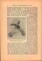 KD1689 - Stich - 1912 - Portrait Hebert Genannt Le Pere Duchesne - Estampas & Grabados