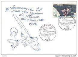 26eme Kermesse Du Bol D'air Des Gamins De France. Numérotée Concorde. - FDC