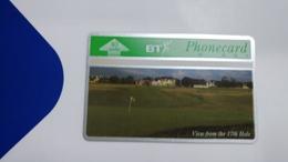 United Kingdom-(btc052)muirfield Golf1992(b)-(40units)-(246a)-price Cataloge15.00£-card+1card Prepiad Free - United Kingdom