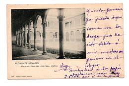 ESPAGNE . ALCALÀ DE HENARES . ARCHIVO GENERAL CENTRAL . PATIO - Réf. N°7786 - - Madrid