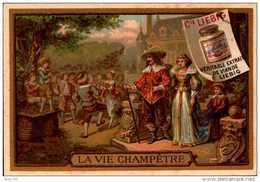 1 Chromos Liebig - Les Moments De La Vie - Vie Champetre - S186 - Bill-835 - Voir Scan R/V - Liebig