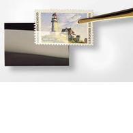 SF Pre-Cut 21,5x30 Mm, Black Backing Film - Stamps