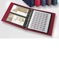 Ringbinder ROYAL Incl. Slipcas, Green - Large Format, Black Pages