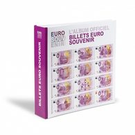 Album For 200 Euro Souvenir Banknotes - Supplies And Equipment