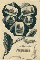 AK Andernach, Kleine Ansichten In Blüte, Um 1921 (29283) - Andernach
