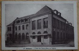 62 : Béthune - L'Hôtel Des Postes ( Place De L'Eglise ) - (n°10213) - Bethune