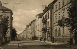 Giessen,  Ludwigsplatz Mit Buchdruckerei Nitschkowski, 1909 - Giessen